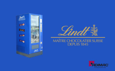 Lindt chose Adimac