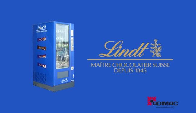 Lindt choisit Adimac
