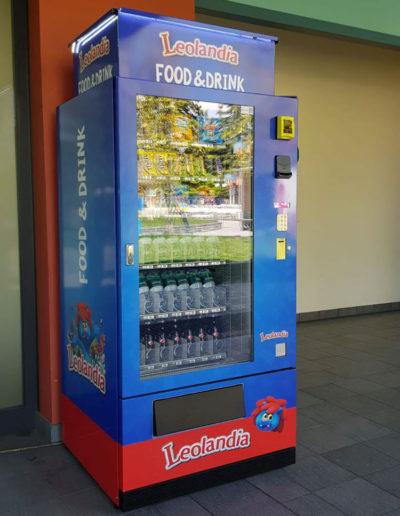 Distributore automatico Leolandia