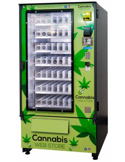 produttore distributore automatico cannabis