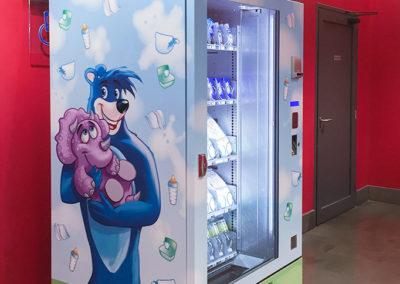 Adimac Ulisse_nursery vending machine